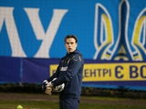 Андрей Лунин: «Я всегда готов выйти на поле и защищать ворота национальной команды»