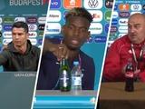УЕФА требует не трогать бутылки спонсоров на пресс-конференциях Евро-2020