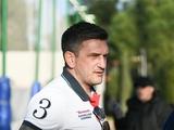 Матч «Динамо» — «Вардар» посетили Горан Попов, экс-динамовцы из «Зари», а также консул Украины