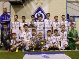 Юные динамовцы выиграли первый турнир памяти Евгения Рудакова