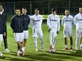 Кроме Коваленко и Марлоса, сегодня к сборной Украины присоединится и Бондарь
