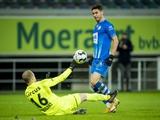 Яремчук не попал в ТОП-20 лучших игроков чемпионата Бельгии в 2020-м году. Мбокани — 11-й