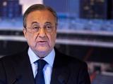 Президент «Реал» выступил против проведения матчей ла лиги в США