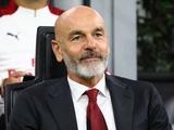 Пиоли: «Мы работаем над тем, чтобы вернуть «Милан» в еврокубки»