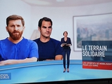 Французский телеканал перепутал Месси и его иранского двойника (ФОТО)