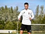 Дмитрий Иванисеня: «Вышли в финал Кубка Украины — это тоже большой плюс»
