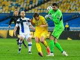 Отбор ЧМ-2022. Украина — Финляндия — 1:1. Обзор матча, статистика