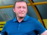 Владимир Шаран: «Пощечины от «Динамо» и «Десны» сильно ударили по амбициям команды и каждого из нас...»