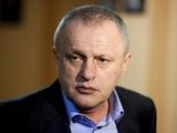 Игорь Суркис: «Я отреагировал на жеребьевку абсолютно спокойно»