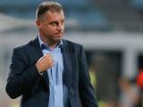 СМИ: через несколько дней Вернидуб станет главным тренером белорусского «Шахтера»