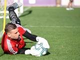 Наставник «Вальядолида»: «В контракте Лунина нет условия, что он обязательно должен играть»