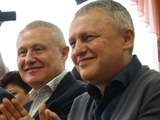 «Динамо» поздравило Григория Суркиса с 69-летием