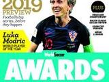 Лука Модрич - игрок 2018 года по версии World Soccer