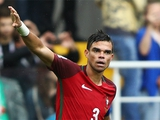Пепе: «Сборная Украины очень похожа на сборную Португалии»