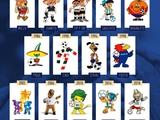Официальные талисманы чемпионатов мира (ФОТО)