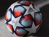 УЕФА представил официальный мяч Лиги чемпионов сезона-2020/2021 (ФОТО)