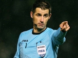 Стал известен арбитр на матч Лиги наций между сборными Швейцарии и Украины