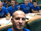 «Понеслась учеба». Алиев начал обучение на получение тренерской лицензии (ФОТО)