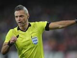 Скомина будет судить финал Лиги чемпионов