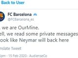 Хакеры взломали аккаунт «Барселоны» и рассказали о предстоящем топ-трансфере