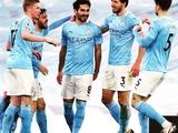 «Манчестер Сити» первым в АПЛ-2020/2021 одержал пять побед подряд