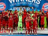 «Бавария» выиграла Суперкубок УЕФА. «Бавария» — «Севилья» — 2:1