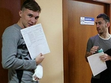 Сергей Сидорчук сломал пальцы, играя в футзал