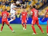 «Динамо» — «Бенфика» — 0:0: числа и факты