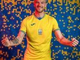 Андрей Ярмоленко: «Новая форма. Слава Украине!»