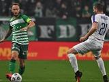 Герге Ловренчич: «В матче с «Динамо» нужно будет выложиться по полной программе»