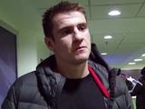 Артем Беседин: «Соль очень хороший парень и футболист. Я за него рад»