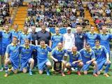 Сборной Украины среди ветеранов — 5 лет!
