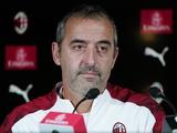 Мальдини встал на защиту Марко Джампаоло