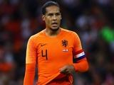 Ван Дейк: «Сборная Голландии осталась с пустыми руками»