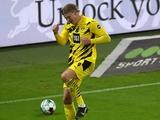 Эрлинг Холанд установил рекорд Бундеслиги: 25 голов в 25 матчах