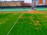 В Одессе на «Черноморце» красят траву (ВИДЕО) или Чем «Бордо» хуже «Шахтера»?