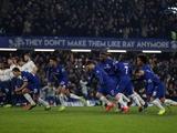 Почему «Челси» и «Тоттенхэм» били пенальти сразу после основного времени