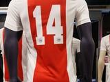 «Аякс» в новом сезоне будет выступать в футболках без имен игроков (ФОТО)