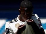 Винисиус: «Очень рад впервые сыграть вфутболке «Реала»