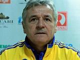 Молдавия — Украина — 0:0. Послематчевая пресс-конференция