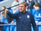 Хацкевич с «Ротором» набрали первое очко в чемпионате России