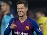 «Арсенал» намерен подписать Коутиньо