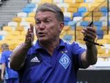 Олег БЛОХИН: «Почему вы Луческу не спрашиваете об отставке?»