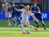 Соперник сборной Украины по Евро-2020 разгромил в товарищеском матче сборную Казахстана (ВИДЕО)