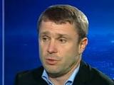 Сергей РЕБРОВ: «Я был шокирован, когда мне показали, что Ярмоленко нужно менять»