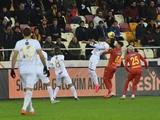 Жерсон Родригес отличился голевой передачей во втором матче в Турции. Его «Анкарагюджю» победил 1:0 (ВИДЕО)