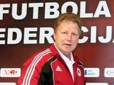 Александр Старков в третий раз стал тренером сборной Латвии