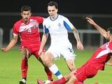 «Динамо» — сборная Иордании — 0:0. ВИДЕОобзор матча