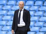 Зидан впервые в качестве тренера вылетел из Лиги чемпионов