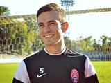 Артем Гордиенко: «Очень хочу получить вызов в сборную Украины»